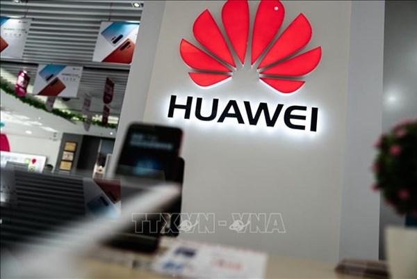 """Huawei hối thúc Mỹ xem xét lại """"đòn tấn công"""" nhằm vào chuỗi cung ứng toàn cầu"""