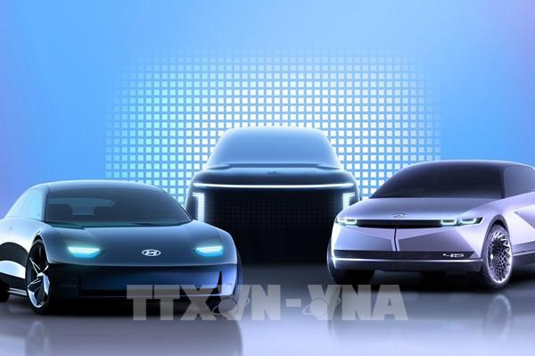 Xuất khẩu ô tô của Hàn Quốc giảm tháng thứ 4 liên tiếp