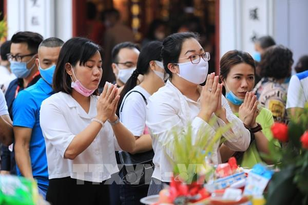 Hà Nội vẫn tiềm ẩn nhiều nguy cơ lây nhiễm COVID-19