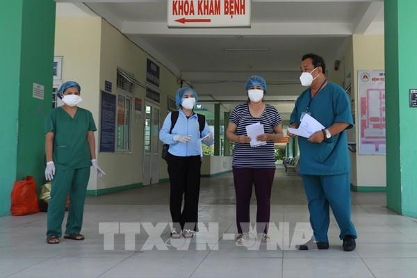 Đà Nẵng có thêm hai bệnh nhân COVID-19 được công bố khỏi bệnh