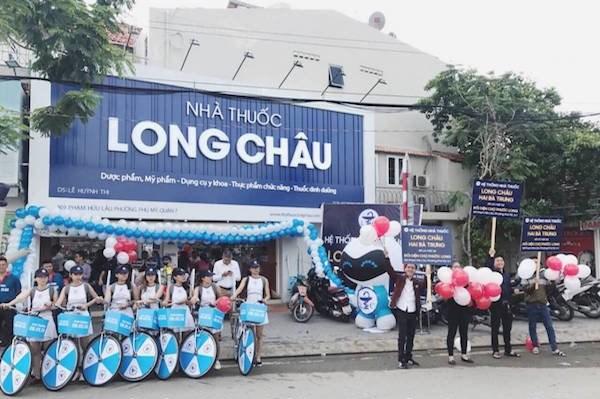 FPT Retail giảm lợi nhuận do mở rộng chuỗi cửa hàng thuốc Long Châu