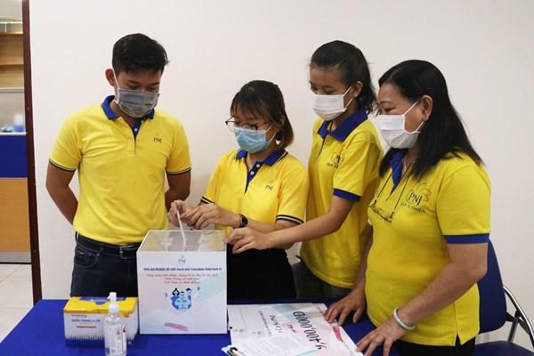 PNJ phát động chương trình ủng hộ miền Trung chống dịch COVID-19