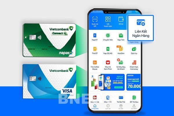 Chủ thẻ ghi nợ Vietcombank từ nay có thể rút, nạp tiền vào ZaloPay