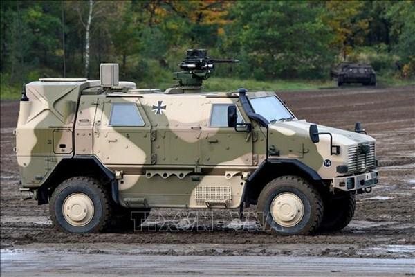 Hungary hợp tác với Đức sản xuất xe bọc thép