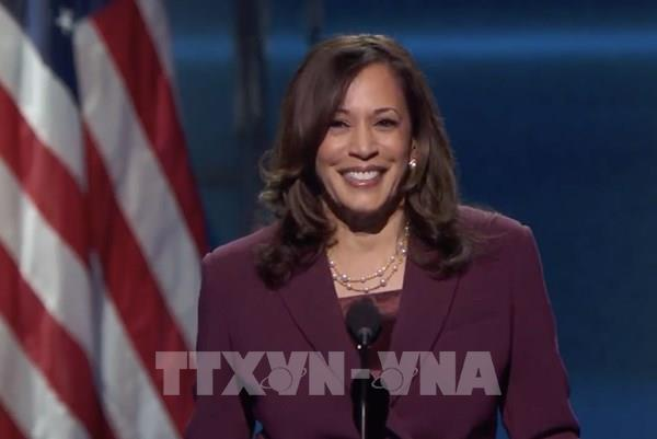 Bầu cử Mỹ 2020: Thượng nghị sĩ K.Harris cùng ông J.Biden chính thức liên danh tranh cử
