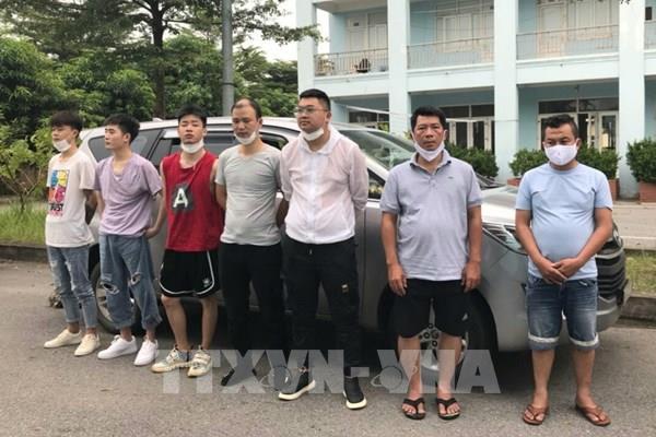 Tp. Hồ Chí Minh: Một tháng phát hiện 116 trường hợp nhập cảnh trái phép