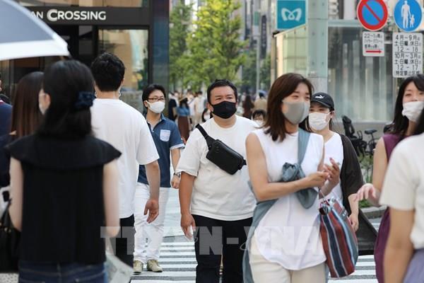 Chuyên gia cảnh báo về làn sóng lây nhiễm COVID-19 mới ở Nhật Bản