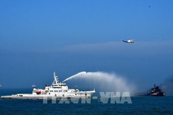 Nhiều người mất tích trong vụ va chạm tàu tại miền Đông Trung Quốc