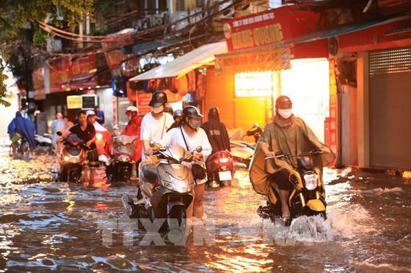 Dự báo thời tiết 10 ngày tới: Bắc Bộ tiếp tục có mưa
