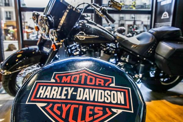 Thương hiệu Harley-Davidson xem xét rời Ấn Độ