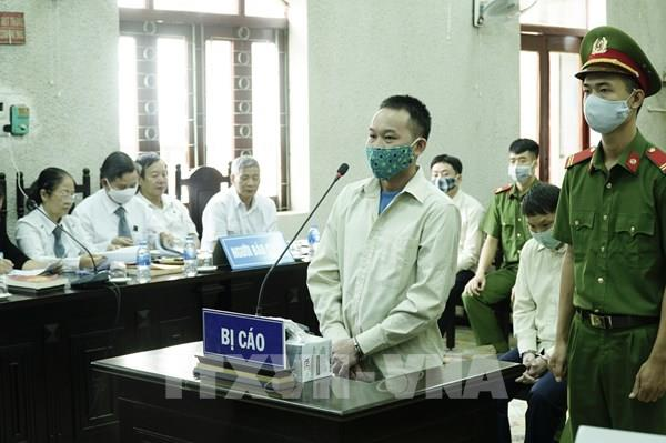 7 án tử hình, 3 án chung thân cho nhóm đối tượng mua bán, vận chuyển hơn 150 bánh heroin