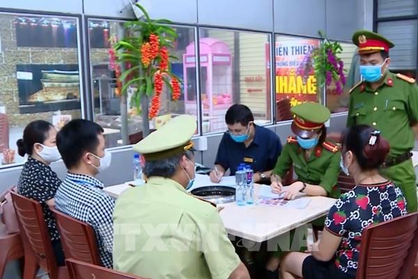 Chủ cửa hàng Nhắng nướng Hiền Thiện bị phạt hơn 30 triệu đồng