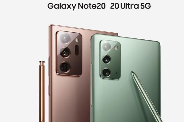 Samsung chính thức bán Galaxy Note 20 trên toàn cầu