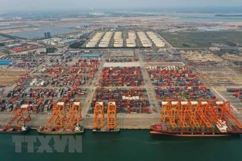 ASEAN lần đầu tiên  thành đối tác thương mại lớn nhất của  Trung Quốc