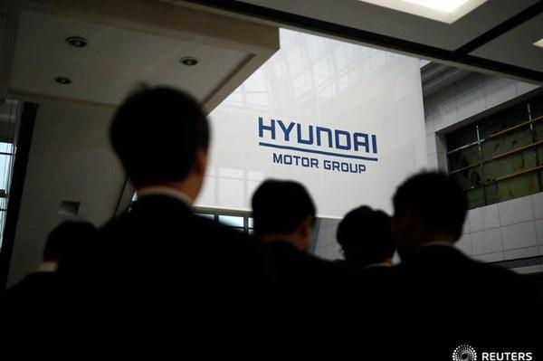 Giá trị thị trường của Hyundai Motor Group lại vượt mức 100.000 tỷ won