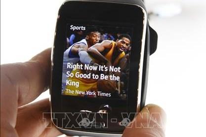 Samsung tụt xuống vị trí thứ 4 trên thị trường đồng hồ thông minh