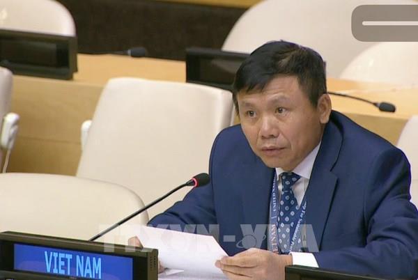 Việt Nam chủ trì đối thoại giữa ASEAN và Chủ tịch Khóa 75 Đại hội đồng LHQ