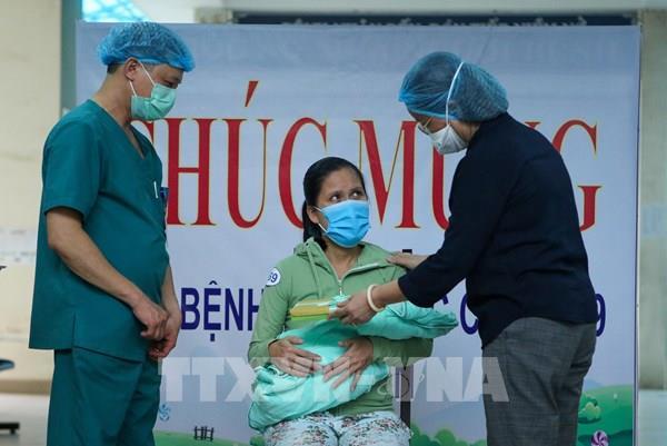 Đà Nẵng: Sản phụ mắc COVID-19 và con sơ sinh được xuất viện