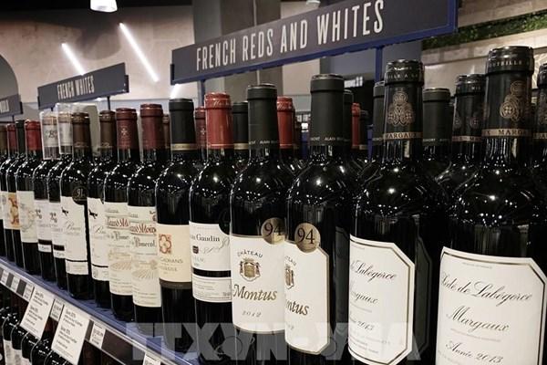 Dịch COVID-19 tác động mạnh đến xuất khẩu rượu vang Italy