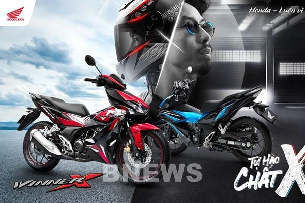 Từ 30/8, Honda Việt Nam mở bán WINNER X tem màu mới đậm chất thể thao