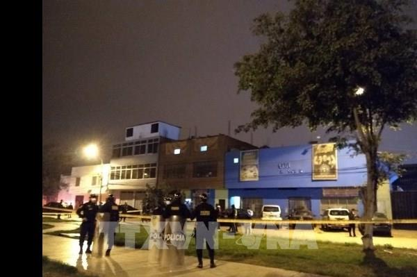 Peru: 13 người thiệt mạng khi tháo chạy khỏi một hộp đêm