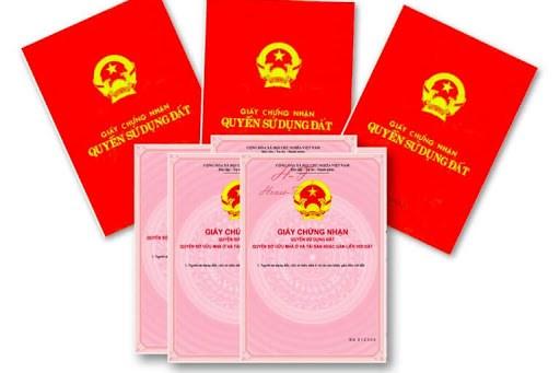 Kiến nghị giải quyết 25 sổ đỏ bị làm giả hồ sơ ở huyện Ba Vì, Hà Nội