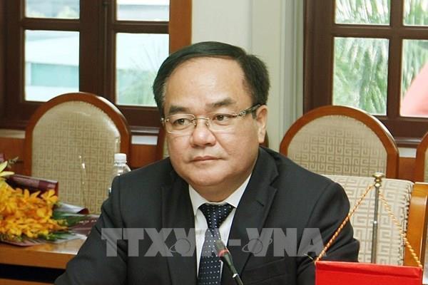Công bố quyết định bổ nhiệm Thứ trưởng Bộ Nội vụ
