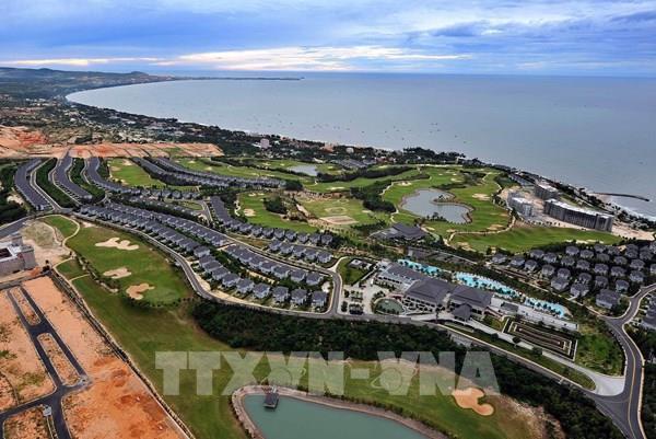 Công nhận Khu du lịch Mũi Né (Bình Thuận) là Khu du lịch quốc gia