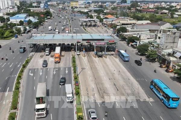 Biện pháp bảo đảm an toàn giao thông khi tạm dừng thu phí BOT cầu Đồng Nai