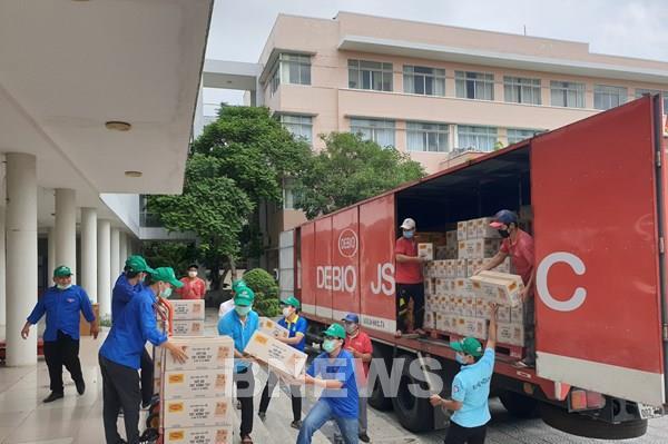 Nestlé hỗ trợ các tỉnh miền Trung chống dịch COVID-19