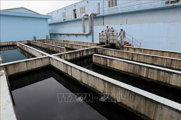 Nhiều dự án khu dân cư tại Long An chưa có trạm xử lý nước thải
