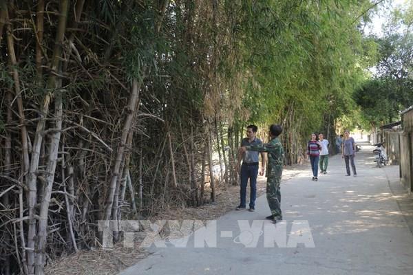 """Những ngôi làng """"ngâm chân"""" trong lũ sông Lam: Bài 1 – Sau lũy tre gai xù xì"""