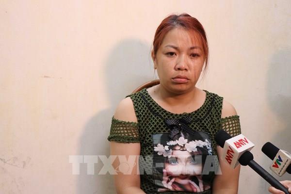 Vụ cháu bé 2 tuổi bị bắt cóc ở Bắc Ninh: Khởi tố bị can đối với Nguyễn Thị Thu