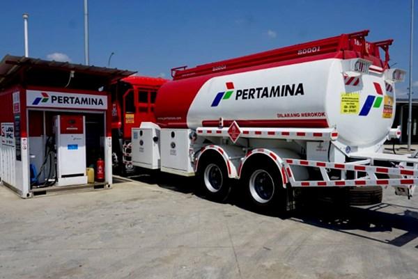 Công ty dầu khí lớn nhất Indonesia lỗ ròng trong nửa đầu năm 2020