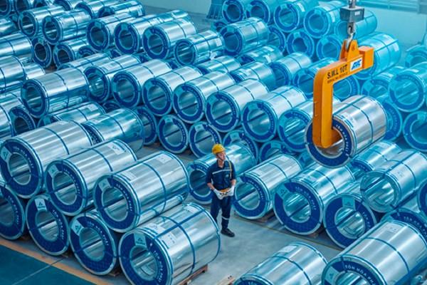 Hòa Phát sẽ cung cấp tôn mạ kẽm cho công trình của Foxconn và Luxshare