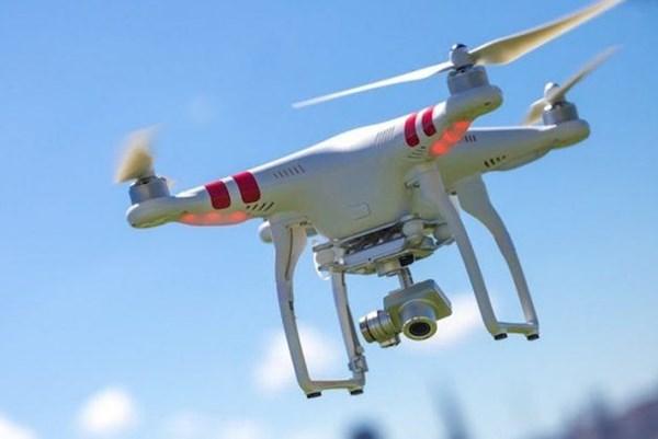Phạt nặng hành vi điều khiển các phương tiện bay trong khu vực biên giới