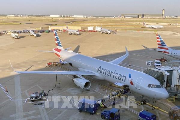 Hãng hàng không American Airlines lỗ 2,4 tỷ USD trong quý III
