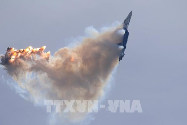 Không quân Nga phô diễn sức mạnh tại diễn đàn Army-2020