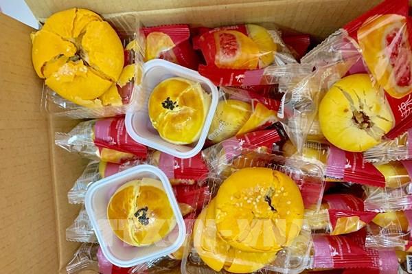 Kiểm soát chặt chất lượng bánh trung thu
