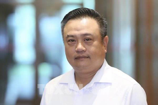 Phó Chủ nhiệm Văn phòng Quốc hội Trần Sỹ Thanh giữ chức Bí thư Đảng ủy cơ quan VPQH