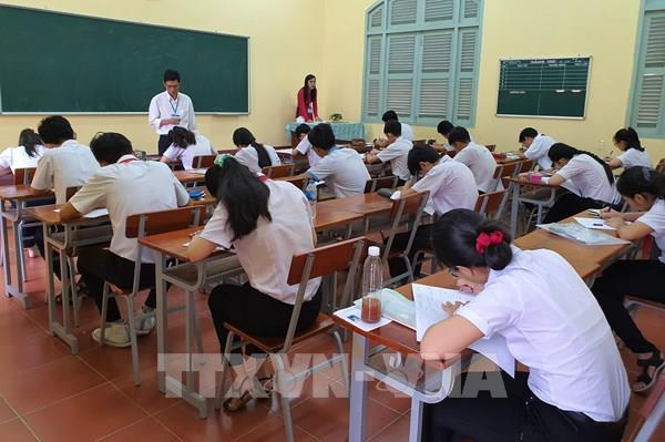 Thái Nguyên: Kết quả phúc khảo của thí sinh dự thi vào lớp 10 bị nhầm do bộ phận nhập điểm