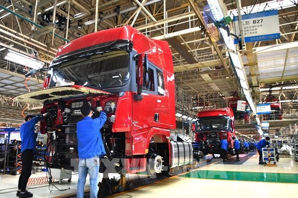 Trung Quốc: Lợi nhuận và doanh thu của các SOE tiếp tục tăng