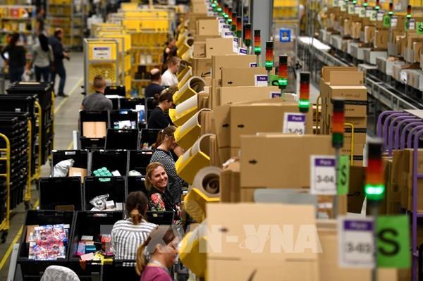 Amazon đối mặt với thách thức pháp lý mới tại Ấn Độ