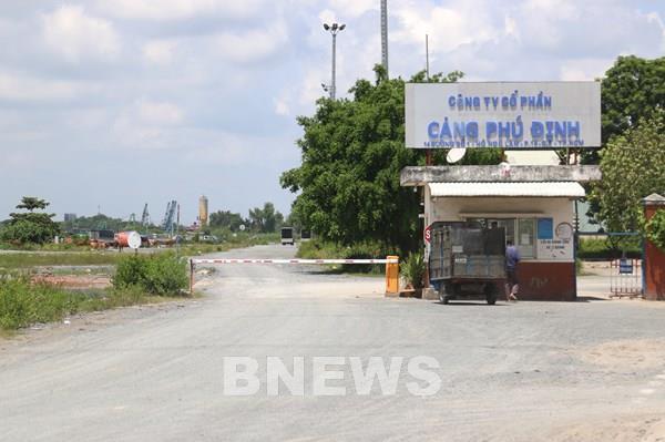 Tp. Hồ Chí Minh vào cuộc làm rõ khuất tất tại dự án Cảng sông Phú Định