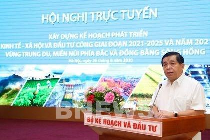 Bộ trưởng Nguyễn Chí Dũng: Các địa phương cần sử dụng hiệu quả các nguồn lực kinh tế