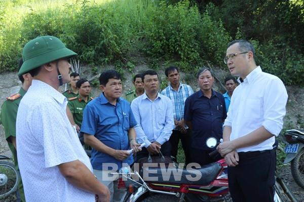 Phú Yên chỉ đạo xử lý nghiêm phá rừng lấn chiếm đất tại xã Phú Mỡ