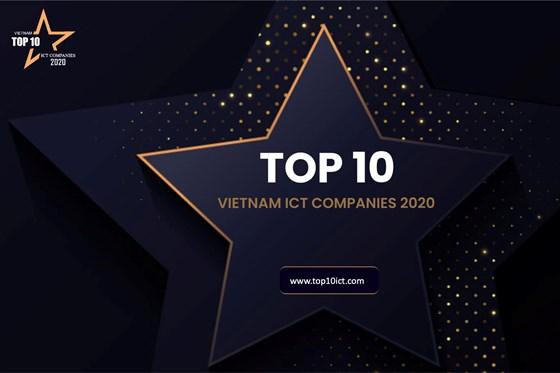 Khởi động chương trình Top 10 doanh nghiệp công nghệ thông tin Việt Nam 2020