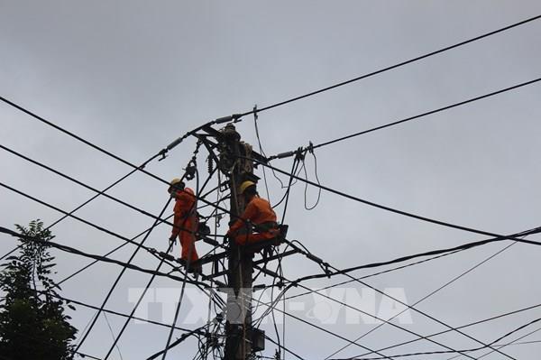 Gia Lai đầu tư hơn 21 tỷ đồng nâng cấp lưới điện trước mùa mưa bão