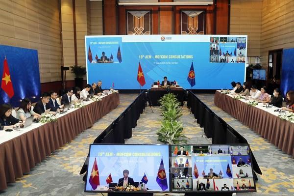 ASEAN 2020: Tăng cường hợp tác và chung vai chống lại đại dịch COVID-19