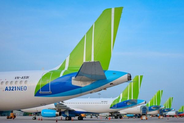 Tháng 9, tỷ lệ bay đúng giờ toàn ngành hàng không đạt 96%